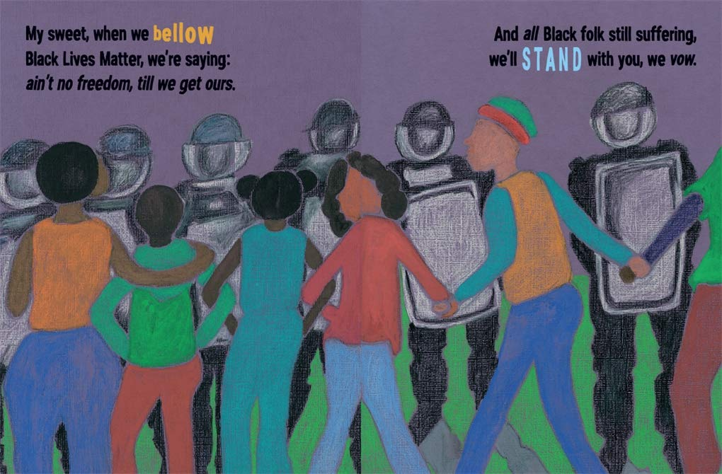 When We Say Black Lives Matter: 9780734420428: Amazon.com: Books