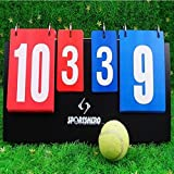 Scoreboard Portable Multi Sports Volleyball Basketball Table Tennis Set Score