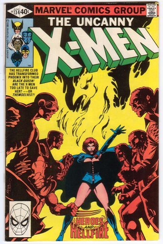 X-Men #134 (1980) (Comic Book)