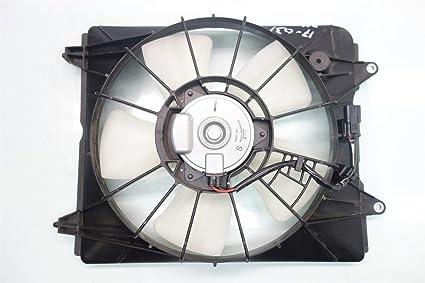 2015 2016 Honda CR-V Radiador de refrigeración ventilador Motor ...