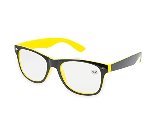 f946993b29 Gafas de Lectura + 1.00 + 1, 5 + 2.00 + 2, 5 + 3.5 + 4.00 marca ...