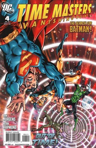 Time Masters Vanishing Point, The Search For Batman! #4 (Time Masters Vanishing Point, The Search For Batman!, #4) pdf