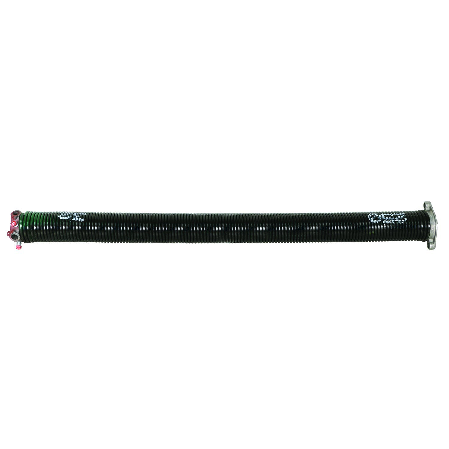 Prime-Line Products GD 12234 Garage Door Torsion Spring.250 in. x 2 in. x 32 in, Green, Right Hand Wind
