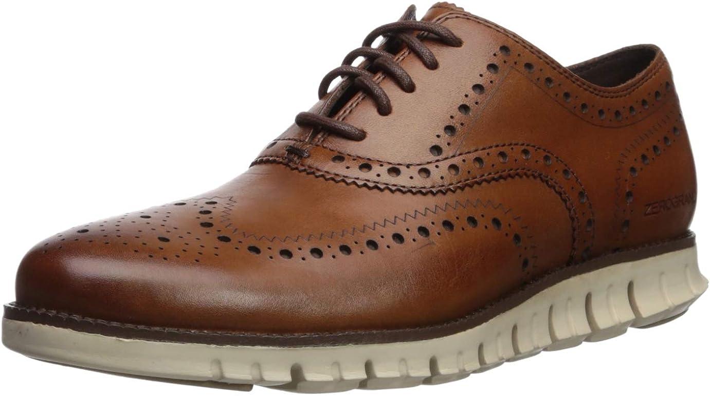 COZ7W|#Cole Haan Zerogrand Wing, Zapatos de Cordones Oxford para Hombre