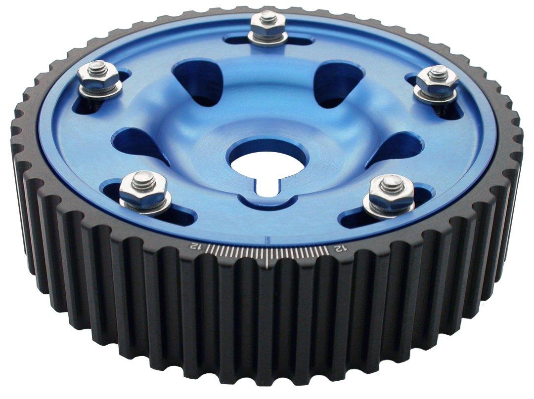 Fidanza 930669 Adjustable Cam Gear for Lexus Blue