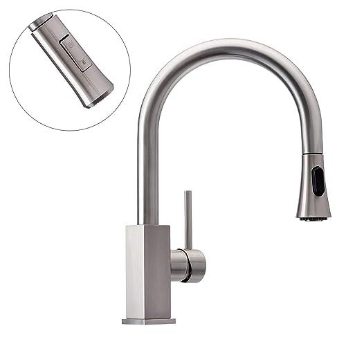 Square Kitchen Faucet | Square Kitchen Faucet Amazon Com