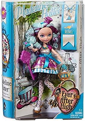 Ever After High Madeline Hatter Doll | Educational Computers