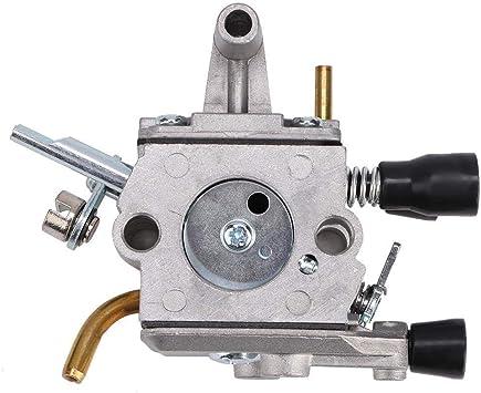 Carburador Carb-Fit for Stihl fs120 FS 200 fs250 Trimmer Weedeater ...