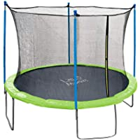 Little Monkey Trampolin Brincolin Tumbling Reforzado Uso Rudo Red Resistente Azul 8 ft pies