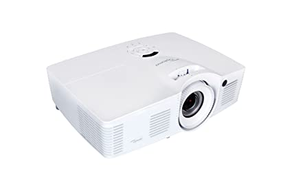 Optoma DH401 – Proyector DLP (1080P Proyector, 1920 x 1080 Pixeles, 4000 Lúmenes ANSI, Contraste 15000: 1, Full HD, HDMI, 1,6 x Zoom), Color ...