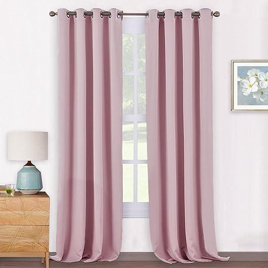 rideau rose pale zakelijksportnetwerkoost. Black Bedroom Furniture Sets. Home Design Ideas