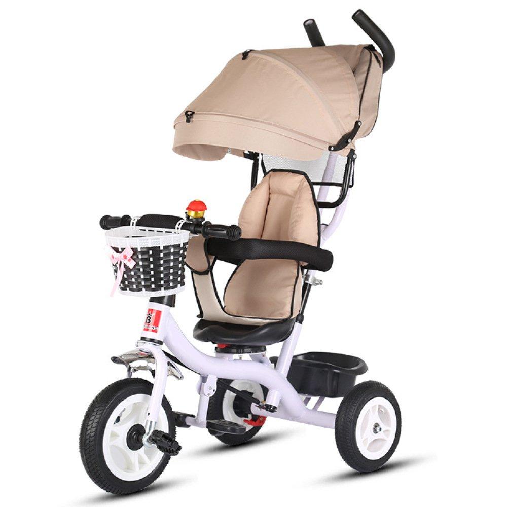 LZTET Pedal Cochecito De Bebé Cochecito De Viaje Sistema De ...