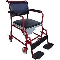 Mobiclinic, Ancla, Silla con WC con ruedas, silla