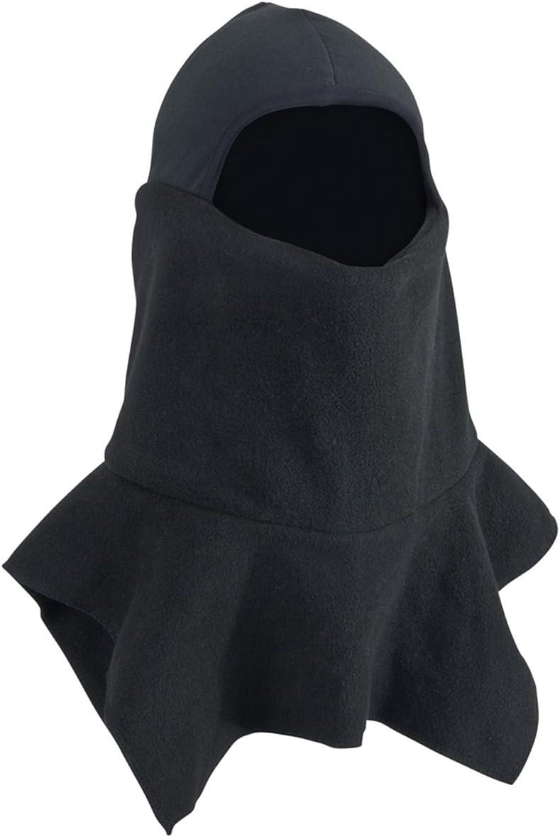 Raider Proclava Snowmobile Cold Weather Fleece Face Mask Black, One Size