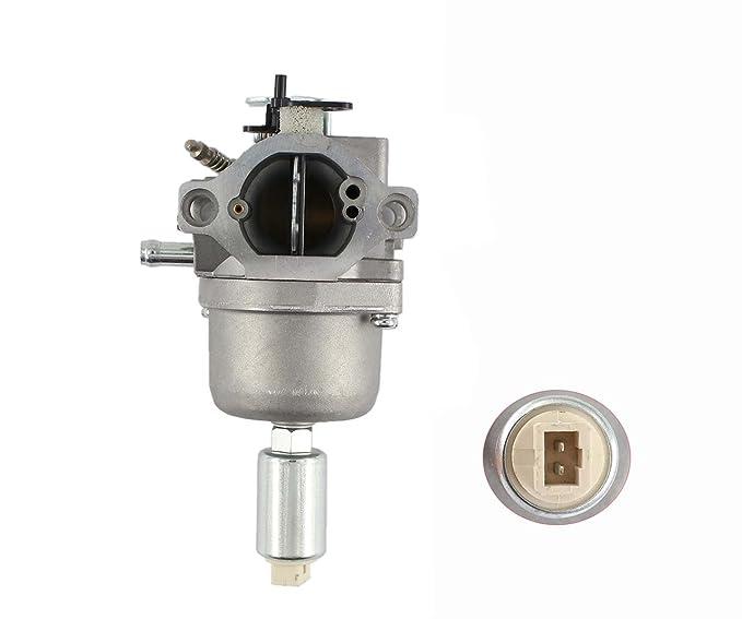 MOTOKU Carburador para John Deere lx288 Murray 405000 X 8 C ...