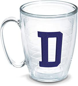 Tervis 1083166 NFL Dallas Cowboys D Emblem Individual Mug, 16 oz, Clear