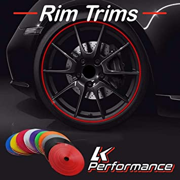 Trims4Rims Black by Rimblades-Alloy Wheel Rim Protectors//Trims//Guards