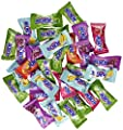 Hi-Chew 190+ Assorted Flavored Individually Wrapped Fruit Chews - Mango, Grape, Melon, Strawberry, Banana & Green Apple by Morinaga