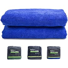 Rainleaf Microfiber Towel,Perfect as Travel Towel,Gym Towel,Swimming Towel,Fast Drying Super Absorbent Ultra Compact