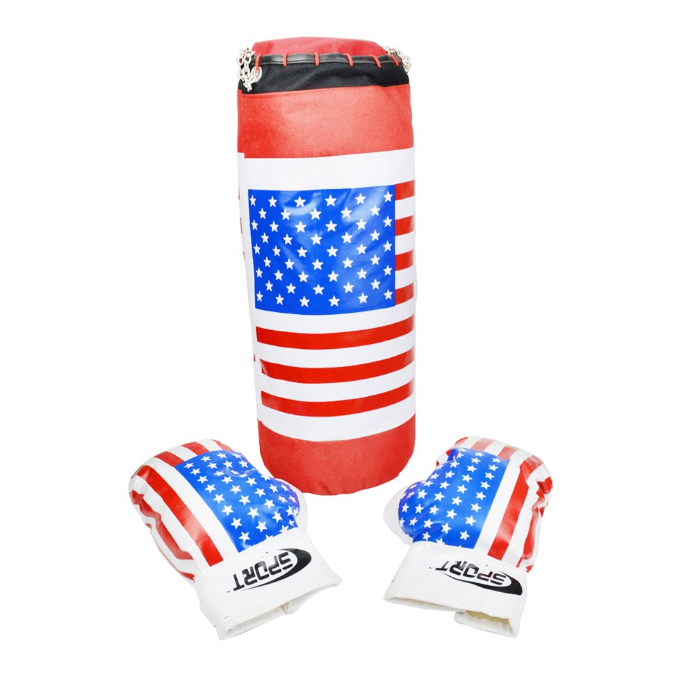 Top 9 Best Inflatable Punching Bags for Kids Reviews in 2019 5