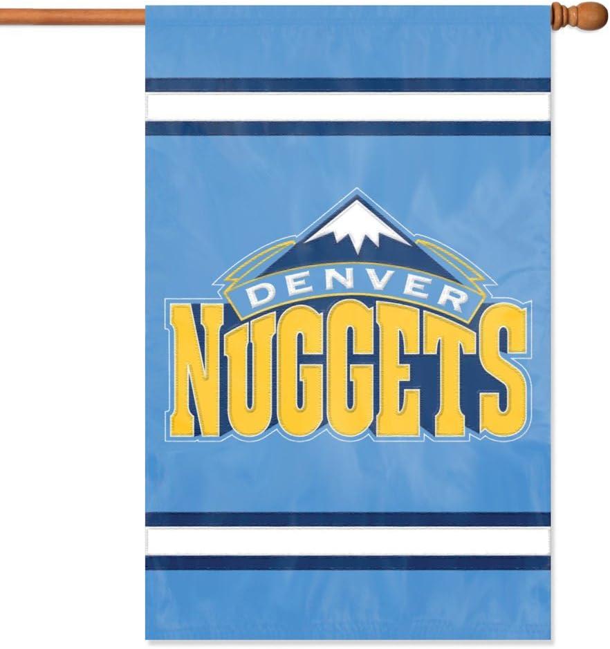 Party Animal NBA Applique House Banner Flag, 44