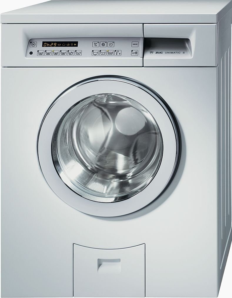 V de tren: lavadora Uni Matic S, wausr, derecho: Amazon.es ...
