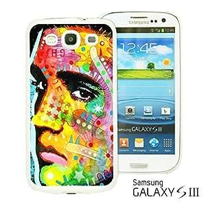 OnlineBestDigitalTM - Celebrity Star Hard Back Case for Samsung Galaxy S3 III I9300 - Elvis Presley Pop Art