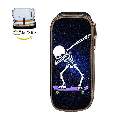 Amazon.com: Niños DAB esqueleto monopatín impresión 3d ...