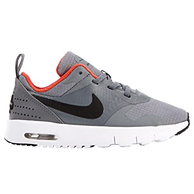 9179ad961d Amazon.com | Nike Youth Air Max Tavas Grey Textile Trainers 38 EU | Running