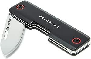 Llavero y Navaja Ultra Delgado para Caballeros KeySmart Dapper 150