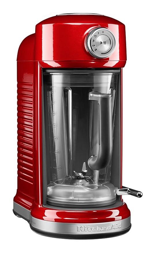 KitchenAid 5KSB5080 Batidora de vaso 1.8L 1500W Rojo - Licuadora ...