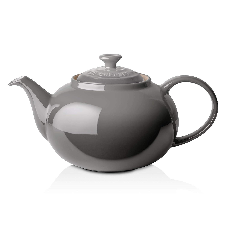 1.3 Litre Le Creuset 70702134810000 Stoneware Classic Teapot Almond
