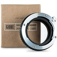 Gobe - Adaptateur pour Objectif : Objectif à Monture Sony Alpha A (Minolta AF) sur boîtier d'appareil à Monture Sony E