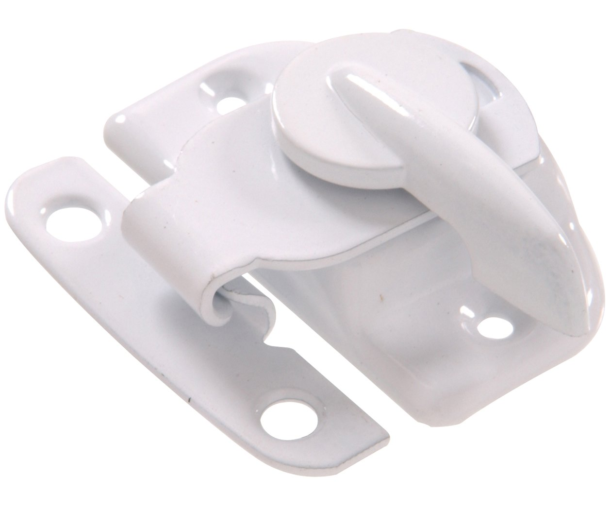 The Hillman Group The Hillman Group 851835 Sash Lock- Cam Type - White 1-Pack