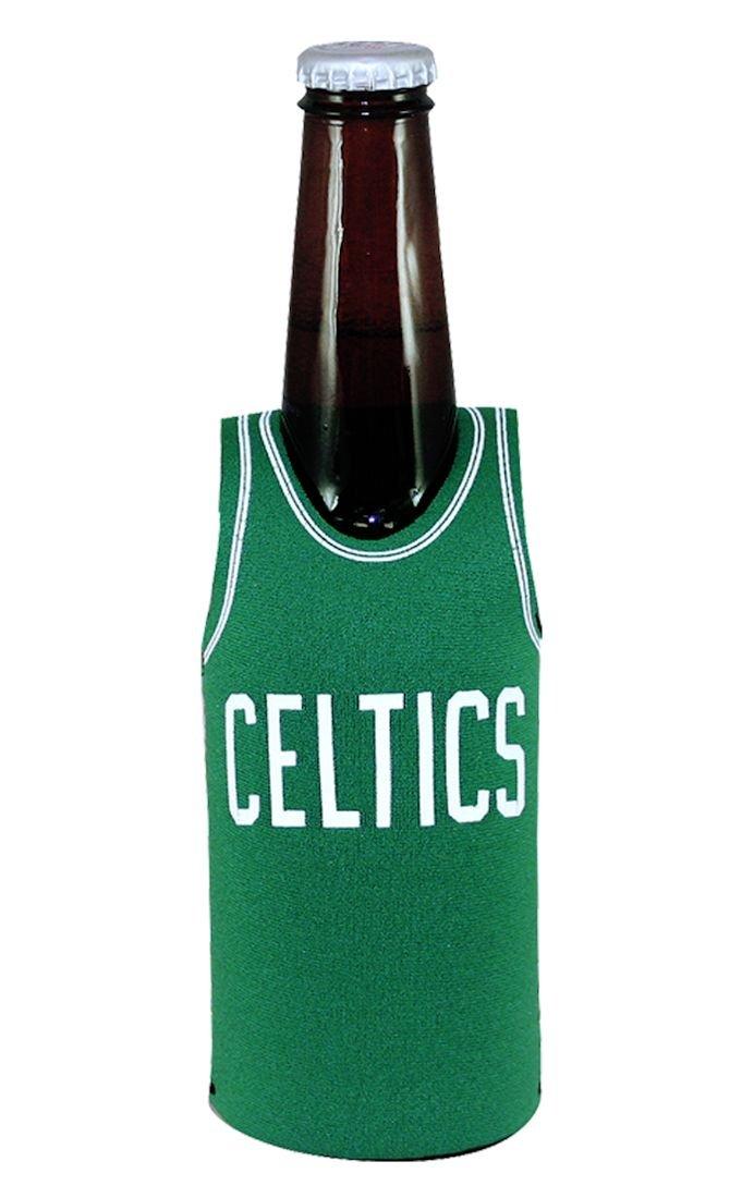 Boston Celtics Bottle Jersey Holder by Kolder