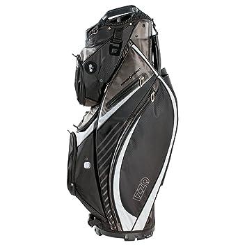Amazon.com: Izzo Gemini Cart Bolsa de golf – Negro, Rojo ...