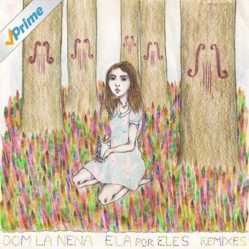 Amazon.com: Menina Dos Olhos Azuis (Piers Faccini Remix): Dom La Nena