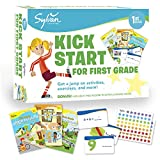 Sylvan Kick Start for First Grade (Sylvan Language Arts Bundles)