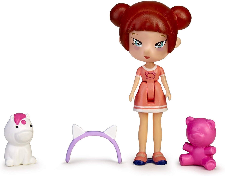Mymy City - Kimmy Wai, Figura para niñas y niños de 3 a 8 años con accesorios (Famosa 700015813)