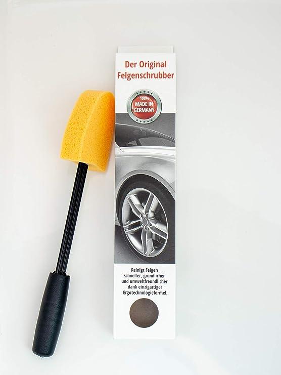1X Auto Reifen Reinigungs BüRste Rad BüRste Felgen Detail BüRste 17 Zoll La 2X3