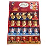 Lindt Holiday Milk Chocolate Figures Novelty Pack, 7.1 Ounce