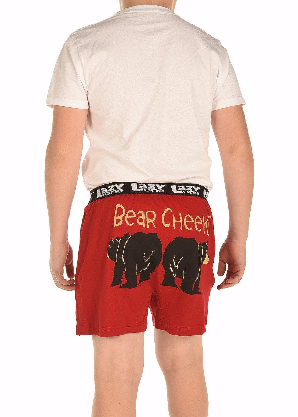 Boys Funny Animal by LazyOne Kids Comical Underwear