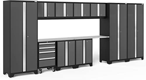 NewAge Products Bold Series 3.0 12-Piece Set, Garage Cabinets