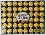 Ferrero Rocher Hazelnut Chocolates, 48 Count