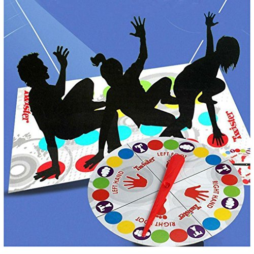 Classic Twister Funny Family Moves Board Game Children Friend Body Games Q from Unknown