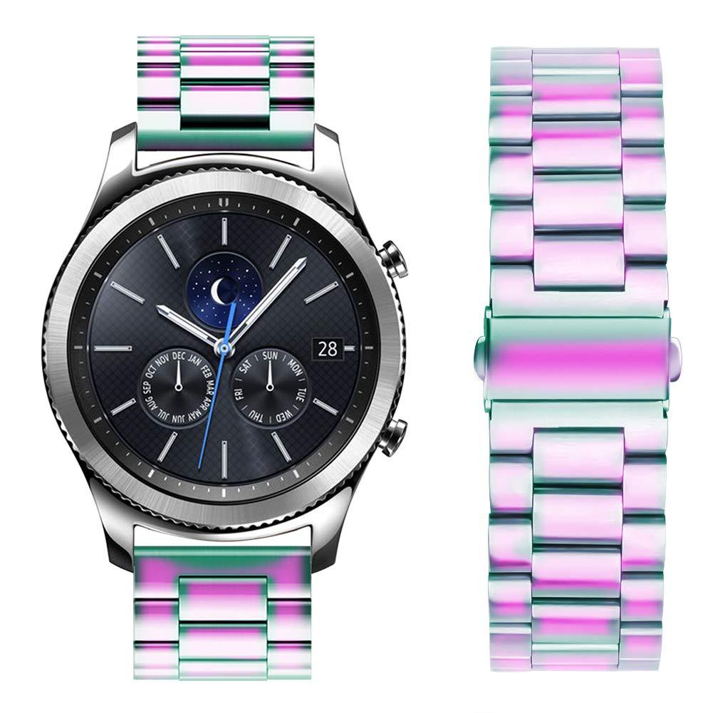 Amazon.com: Maya para reloj Oitum Gear S3 Classic y Gear S3 ...