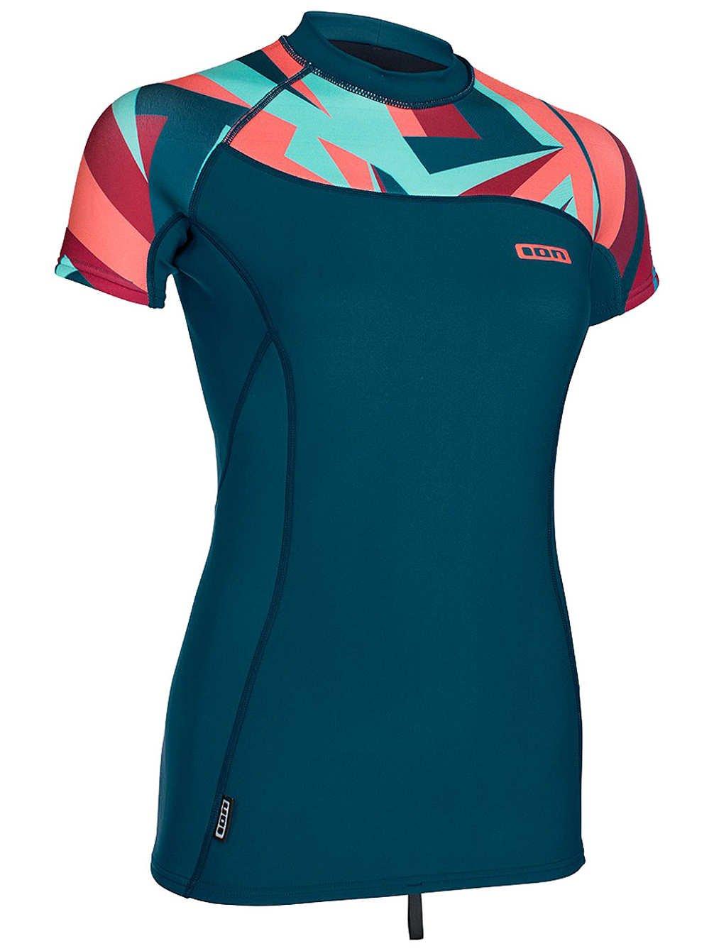 (38M) EU ION Neo Top Femme 2 1 mm SS T-Shirt néoprène Top
