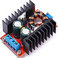 AOICRIE DC Buck Boost Converter 12A 150W MAX DC Step Down Buck Converter Constant Current Converter 12V to 35V…
