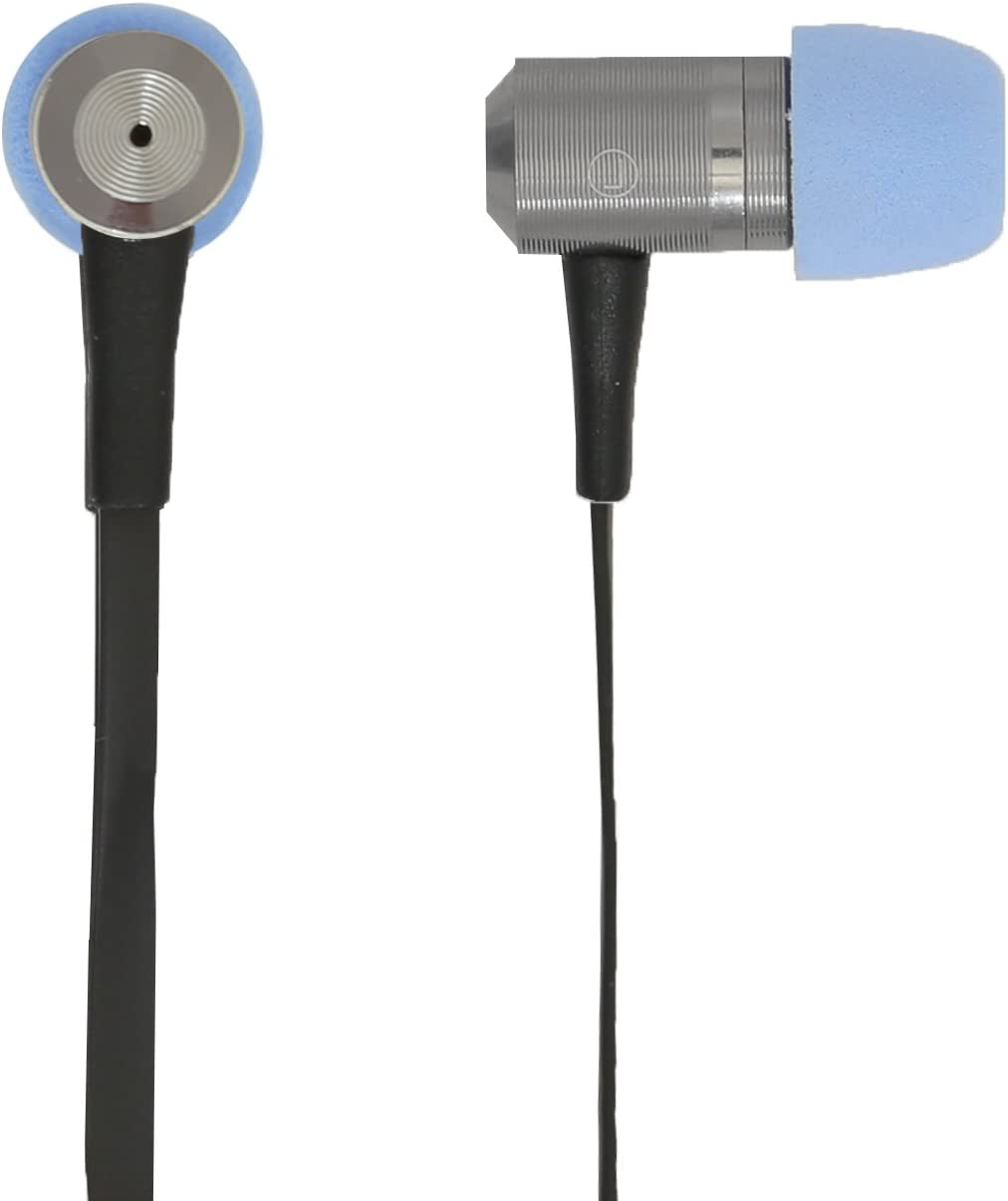 The Most Comfortable Earbuds by AirBuds   All Day Comfort with TrueFit Memory Foam Tips   in Ear Headphones Includes Smart Microphone