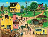 SUNSOUT INC After The Chores 300 pc Jigsaw Puzzle